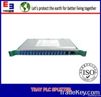 tray plc splitter