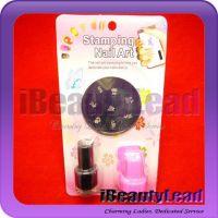 Stamping nail art set for professional nail salon