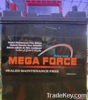 12v high current 200ah heavy truck battery