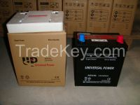 12V 40Ah dry charged car battery for car starting NS40L
