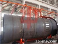high capacity 3*48m rotary