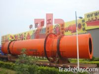 professional manufacturer of rotary dryer by Zhongde brand