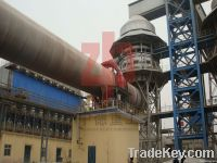 high efficiency and energy saving cement production line