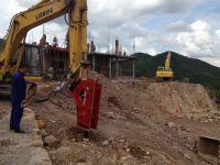 DTB750 Box Silenced Type Hydraulic Breaker (hammer)