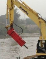 Suply hydraulic breaking hammer for excavator