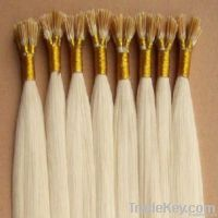 8-30 inch different color straight and wavy keretin stick tip hair