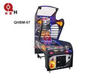 Various Types of Arcade Coin Operated Basketball Game Machine