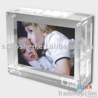 fashion acrylic photo picture frame