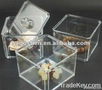 fashion acrylic display box