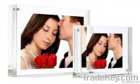 fashion acrylic photo picture frame