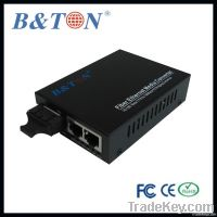 10/1000Mbps SX-DX Fiber media converter