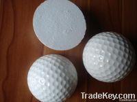 single piece golf ball