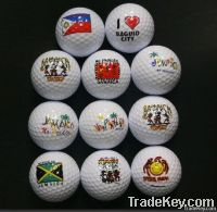 Two Pieces Match Ball