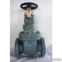 marine JIS gate valve F7363