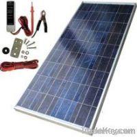 Sunforce 39810 One 80 Watt RV Solar Panel with Sharp Module