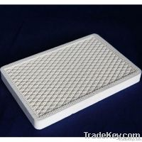 Honeycomb ceramic for BBQ