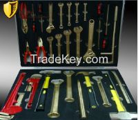 Non sparking Combination Tools Sets, Copper alloy Hand tools