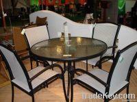 outdoor/Garden/Patio/PE Wicker furniture set