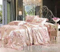exquisite silk bedding sets