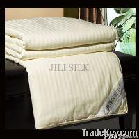100% handmade natural silk quilt