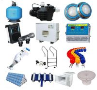 China Supplier High Quality Full Set Swimming Pool Equipment/A Full Set Swimming Pool Accessories