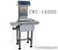 CWC-160HS conveyor checkweigher