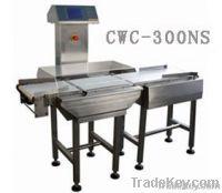 CWC-300NS conveyor checkweigher