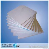 PTFE/Teflon sheet board plate