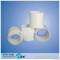 Various sizes of ptfe teflon tube, pipe, hose