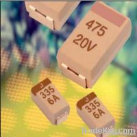 KEMET Tantalum capacitor