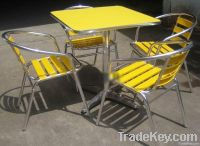 advertising table, aluminum tabe, garden table, outdoor table