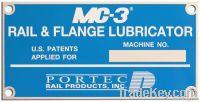 Custom Metal Sign, Aluminum Nameplate, Logo Sticker