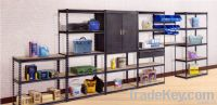 heavy duty metal storage shelf, metal rack