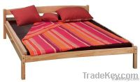 wood bed, wood furniture