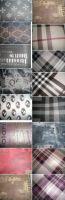 Print Pvc Leather stocklots