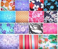 Swimming Print fabric