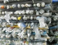 woven fabric stocklots 1*40ft