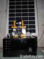 20W Solar Power system