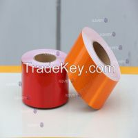fluoresent yellow-green DOT-C2 reflective conspicuity tapes