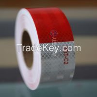 China  DOT-C2 reflective conspicuity vehicle tapes
