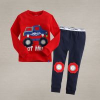 Boys Sleepwear and Night Clothes Cars Design