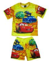 Baby Boys Clothing Set Cartoon Style
