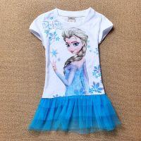 Baby Dresses Frozen Design Girls Dress