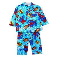 Children Pajamas Set Cotton
