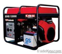 gasoline generator powered by Honda