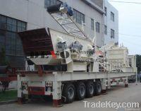 Mobile Impact Crusher Plant