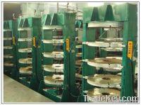 Hydraulic Vulcanzing Machine