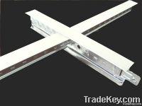 suspension ceiling tee bar