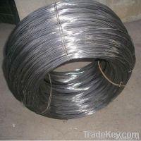 black anneald wire