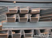 hot rolled steel sheet piles